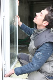 Window-fitter at
